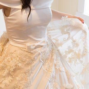 Dresses & Skirts - One-of-a-kind Wedding Dress